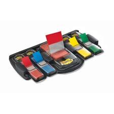 3M Post-it Desk Grip Pack 1 & 1/2 Flags