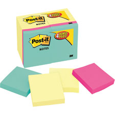3M Post-it 3x3 Notes Value Pack