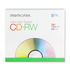 Memorex Ultra Speed CD-RW