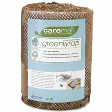 Caremail Greenwrap Packaging