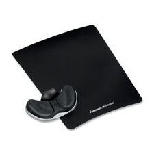 Fellowes Palm Support w/ Mouse Pad