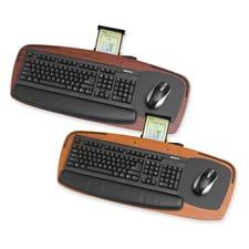 Safco Premier Series 27' Keyboard Platform