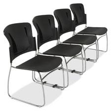 Balt Reflex Stack Chairs w/o Arms