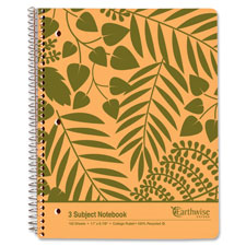 Ampad 3-Subject Notebook