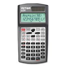 Victor Two-line Advanced Scientific Calculator