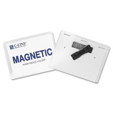 C-Line Magnetic Name Badge Holder