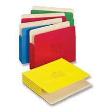 Globe Weis 3-1/2' Expansion File Pockets