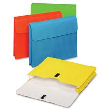 Globe Weis Neon Bright Envelopes w/Elastic Closure
