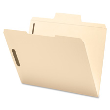 Smead Supertab Fastener Folders