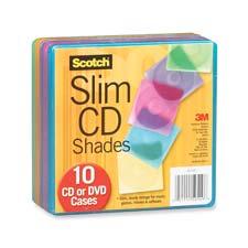 3M Scotch Slim CD Shades Carrying Case