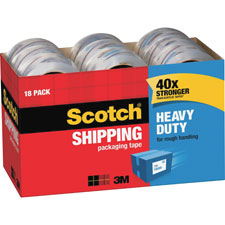 3M Scotch Premium Performance Packaging Tape