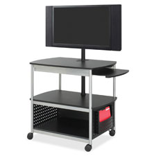Safco Open Multimedia Cart