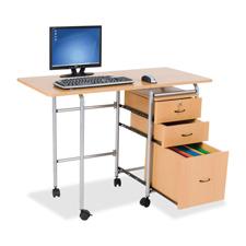 Balt Fold'n'Stow Computer Workstation
