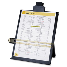Sparco Easel Document Holder w/Highlight Guide
