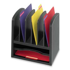 Safco Two Horizontal Compartments Organizer
