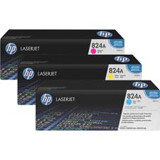 HP CB381A/382A/383A Toner Cartridges