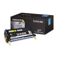 Lexmark X560H2CG/KG/MG/YG Toner Cartridges