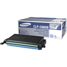 Samsung CLPC660B/Y660B/M660B Toner Cartridges