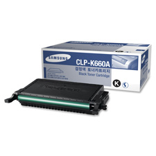 Samsung CLPK660A Toner Cartridge