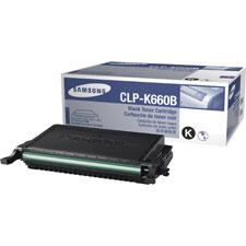 Samsung CLPK660B Toner Cartridge