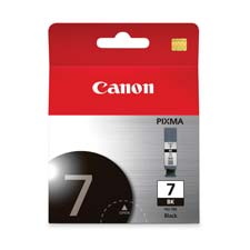 Ink cartridge, for pixma mx7600, black, sold as 1 each