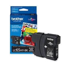Brother LC65HYBK/C/M/Y Ink Cartridges