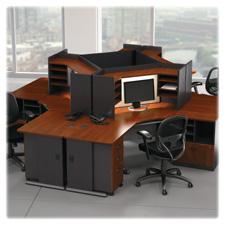 Bush Series A Collection Corner Desks