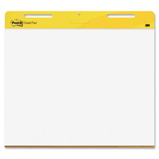 3M Post-it Self-Stick Landscape Easel Pad