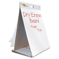 3M Post-it Dry-erase Table Top Easel Pad