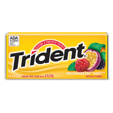 Cadbury Sugar-free Trident Gum