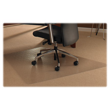 Floortex Polycarbonate Carpet Chairmats