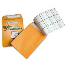 Quality Park Redi-strip Self-sealing Envelopes