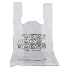 Bunzl Thank You Bags