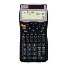 Sharp Write View Scientific Calculator