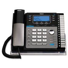 RCA Products DECT 6.0 4-Line Phone Business System