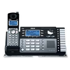 RCA Products DECT 6.0 2-Line Crdlss Phone System