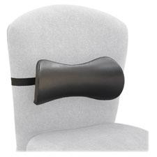 Safco Memory Foam Lumbar Backrest