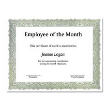 First Base St. James Green Bond Certificates