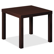 Basyx Occasional Corner Table