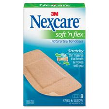 3M Nexcare Comfort Knee/Elbow Bandages