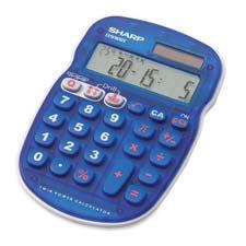 Sharp 10-digit Quiz Calculator