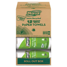Marcal U-size-It Paper Towel Rolls