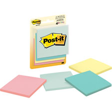 3M Post-it Pastel Original Note Pads