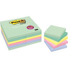 3M Post-it Notes Assorted Original Note Pads