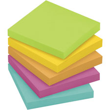 3M Post-it Notes Ultra Color Pads