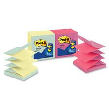 3M Post-it Ultra Colors Original Pop-up Notes