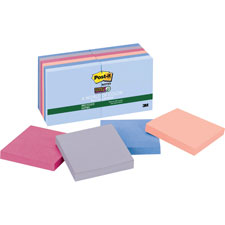 "Super sticky pads,90 sheets/pk,3""x3"",6/pk,bali, sold as 1 package, 5 pad per package"