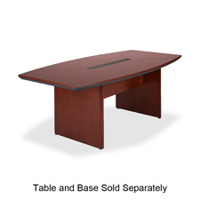 Mayline Exec. Conference Room Tabletops and Bases