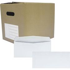 Quality Park Park Preserve White Wove Envelopes