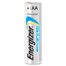 Energizer Aa Advanced Lithium Batteries